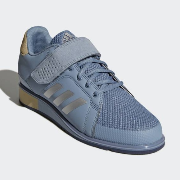 brand new 4a358 fcbfa 9.5 Men Adidas Power Perfect 3 Weightlifting Shoes
